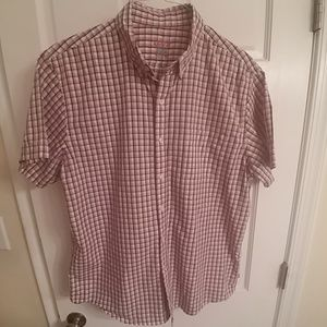 Izod Short Sleeve Shirt Size XL